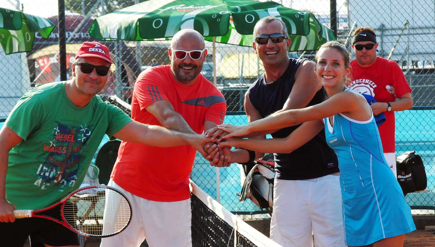 Weekend Van der Meer Tennis University